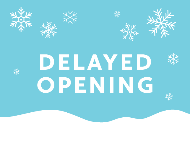 Thursday 1st March -Delayed Opening