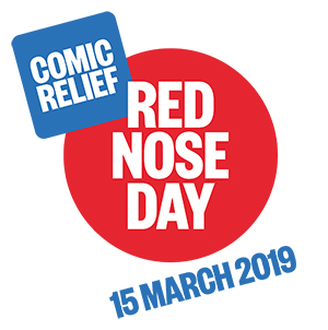 Red Nose Day Friday 15th March 2019
