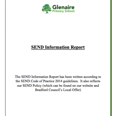 SEND_Information_2019_cover_Image