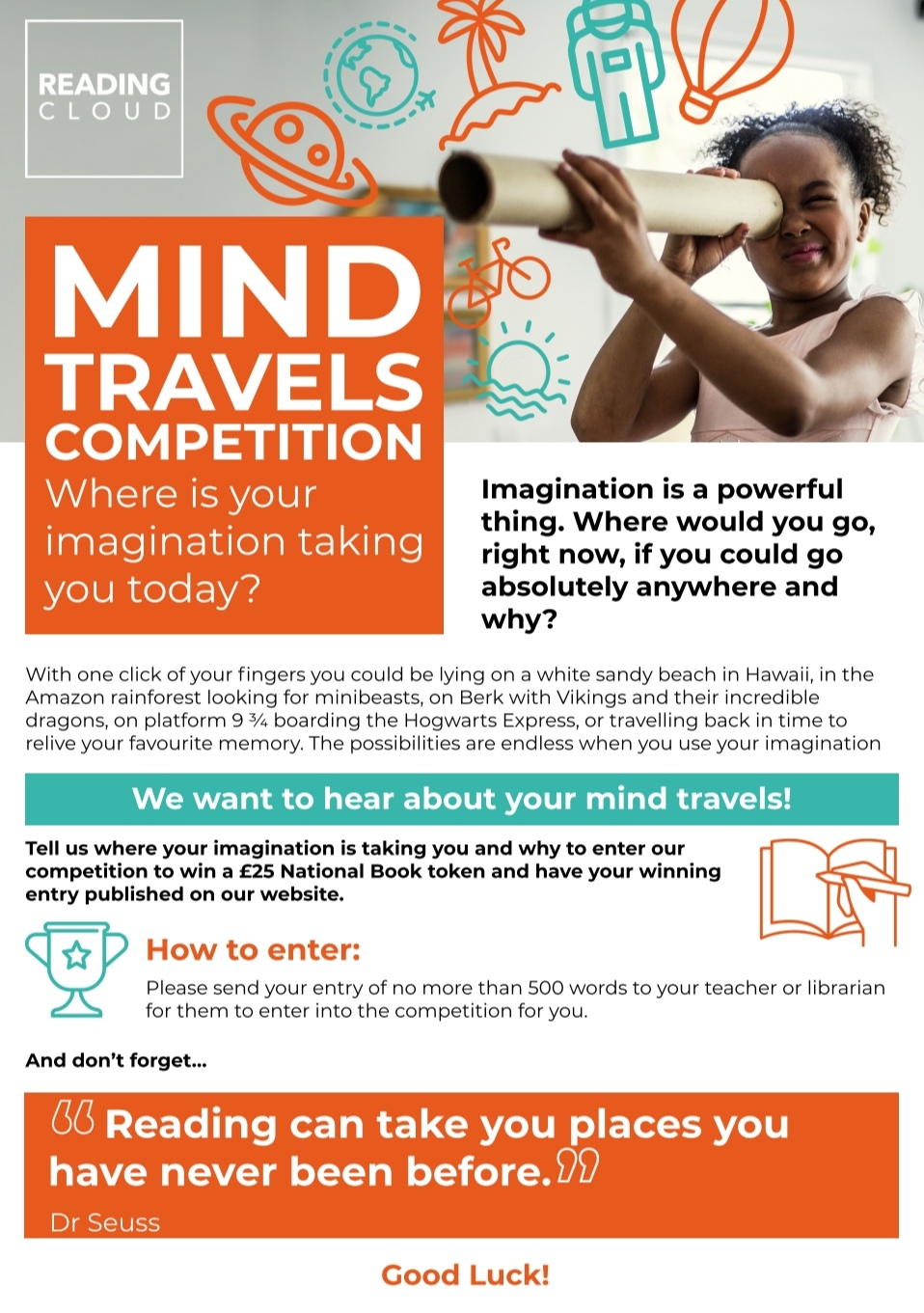 Mind Travels Writing Competition